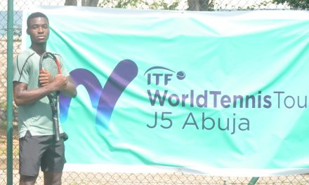 Top seeds, Philips and Quadre ease into J5 Abuja semis as Canice Abua falls short