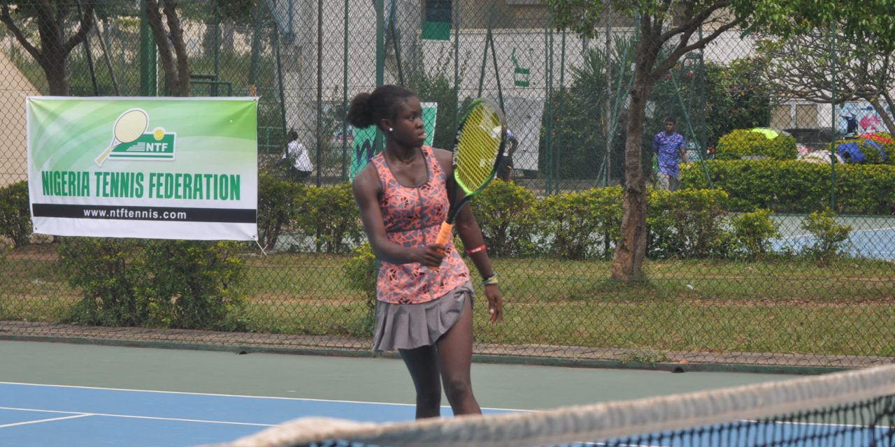 J5 Abuja: Marylove Edwards battles into semifinals as Abayomi Philips falls short