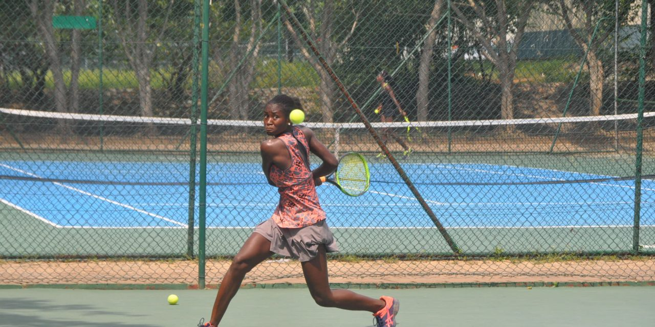 Youngsters in action on Tuesday as Salamatu Haruna, Esther Oni make bright starts at AJC qualifiers in Togo