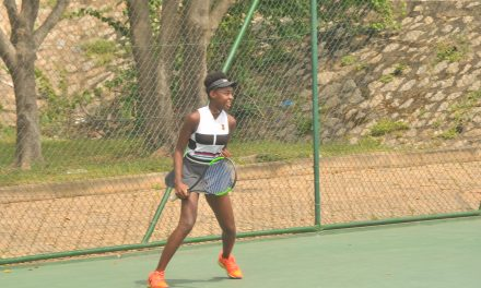 J5 Abuja: Minet beats Ekpenyong to set up final showdown with Marylove Edwards