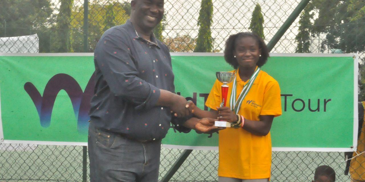 Marylove Edwards, Canice Abua emerge J5 Abuja champions