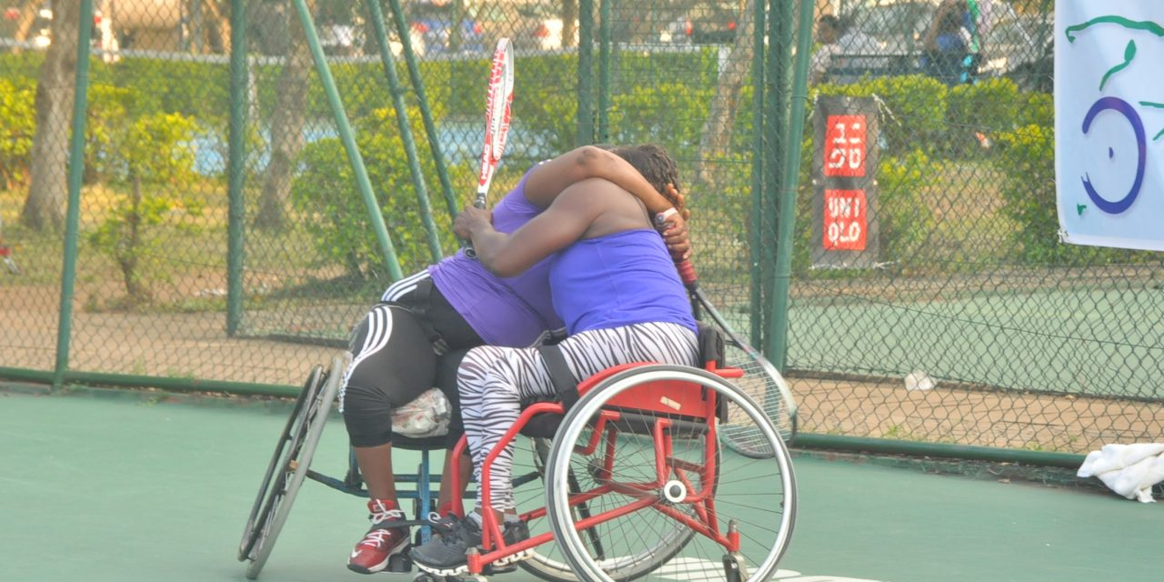 PUMA Wheelchair Open: Friday's best photos