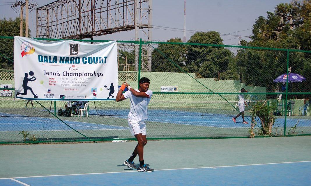 Dala Hard Court: Imeh, Sylvester move into quarter-finals as Quadre makes flying start