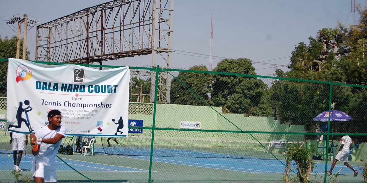 Dala Hard Court: Imeh, Sylvester target quarter-finals as Agugbom & Quadre begin campaign