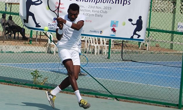 Top seed, Emmanuel beats Otu to reach Dala Hard Court semifinals