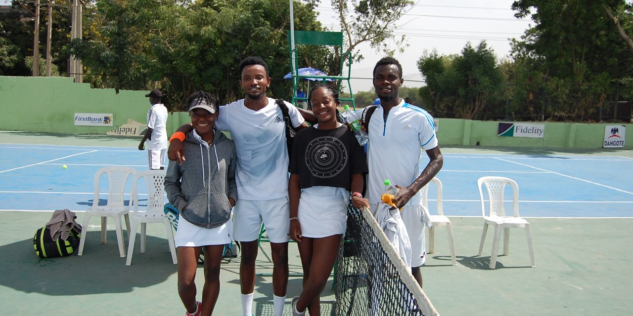 Dala Hard Court: Thursday in pictures