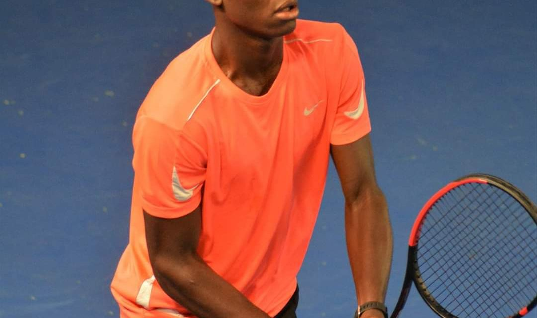 Stavanger ITF: Abayomi Philips falls short in second round