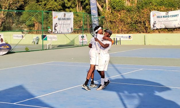 Dala Hard Court: Friday in pictures