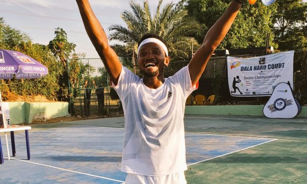 Meet the winners of the 33rd Dala Hard Court Championship