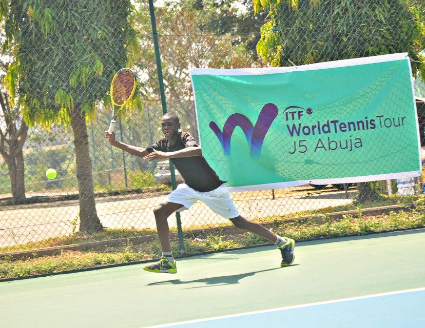 J5 Abuja: Ekpenyong, Dawariye shoot for second round
