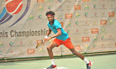 Dala Hard Court: Joseph Imeh kick-starts title-defense campaign