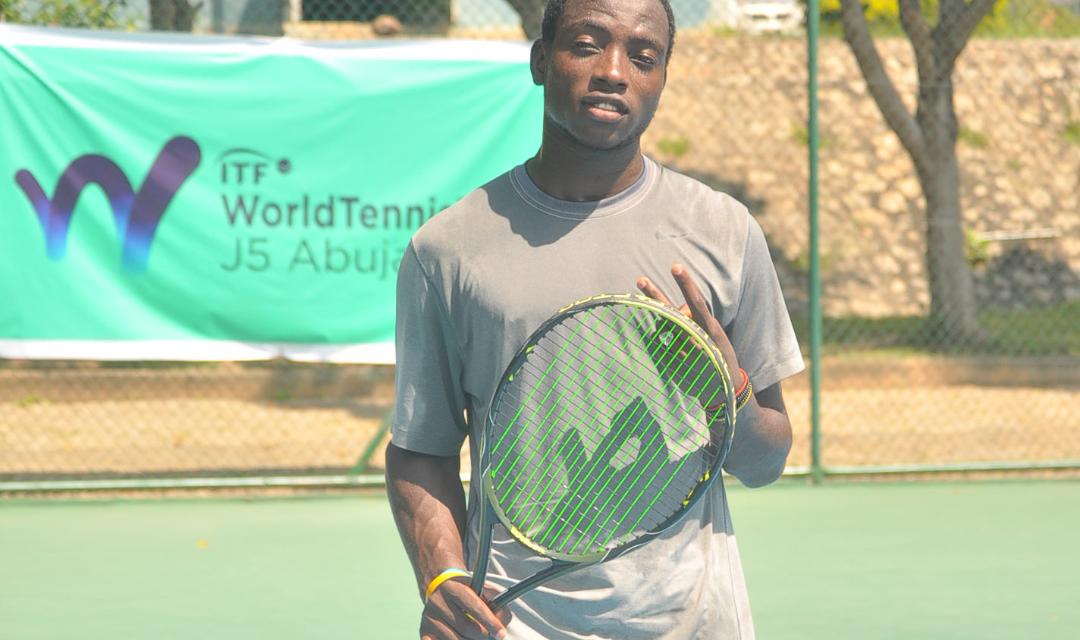 J5 Abuja: Musa Mohammed, Wilson Igbinovia ease into second round