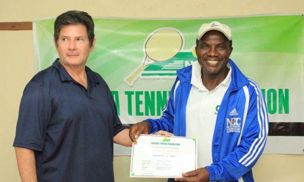 Coach Emmanuel Ezeh lauds coaching workshop as most interesting program about Nigerian tennis