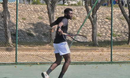 Vemp Open: Emmanuel moves past Madueke to set up final showdown with Imeh