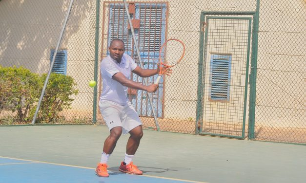 CBN Senior Open: Nonso Madueke  Outshines Musa Mohammed, to Meet Joseph Imeh in Final