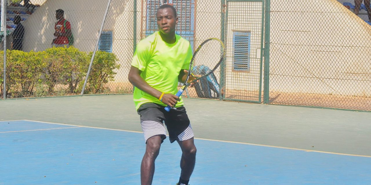 CBN Senior Open: Musa Mohammed Stuns Sylvester Emmanuel, Adegoke and Quadre Set to Meet in Semifinals