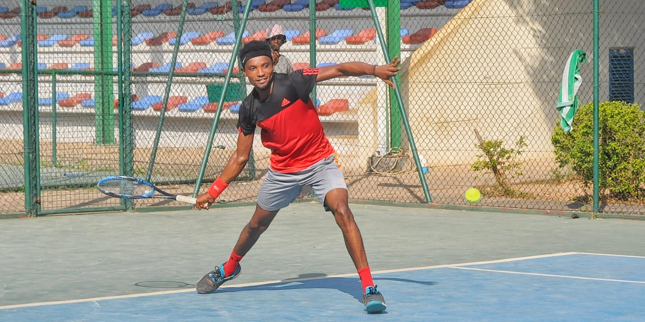 Impressive Imeh eases past Friday to reach Vemp Open semifinals