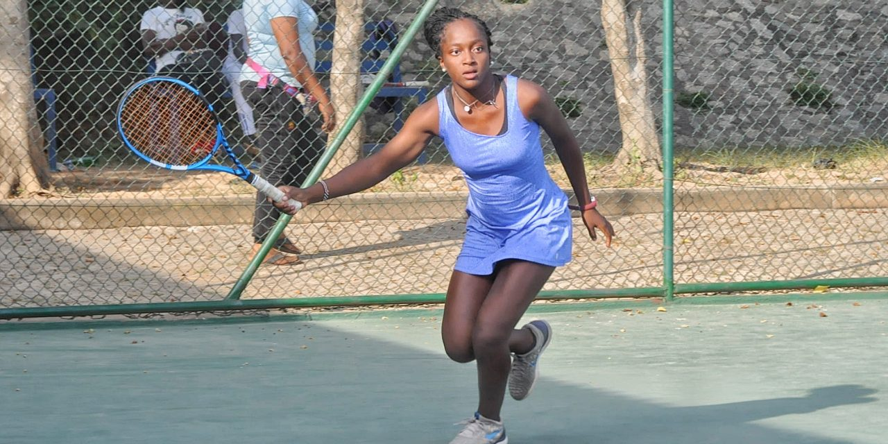 Vemp Open: Quadre beats Bamidele to set up semifinal date with defending champion, Samuel