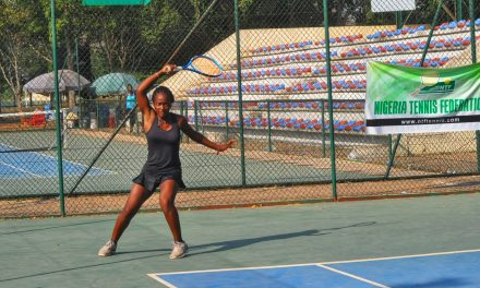 Nigeria's No. 1, Quadre continues brilliant run to reach Vemp Open second round