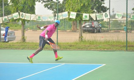 Nigerian Navy personnel reveal what it's like being in the Navy and competing in tennis tournaments