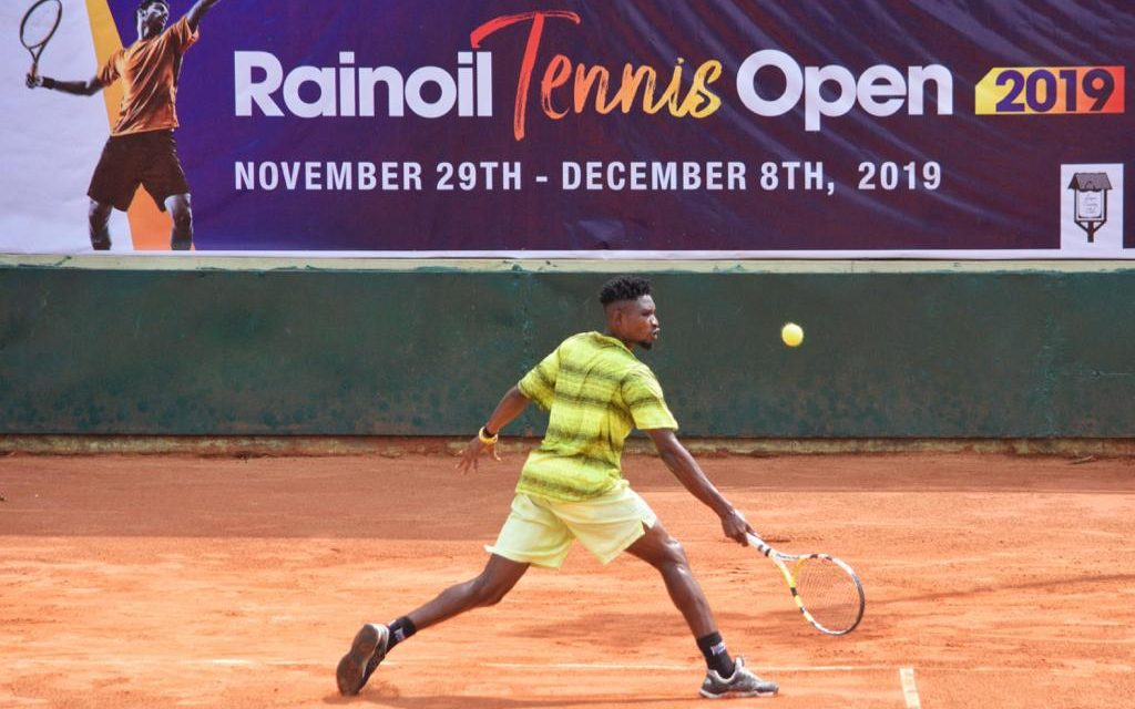 2019 Rainoil Open: Monday in pictures
