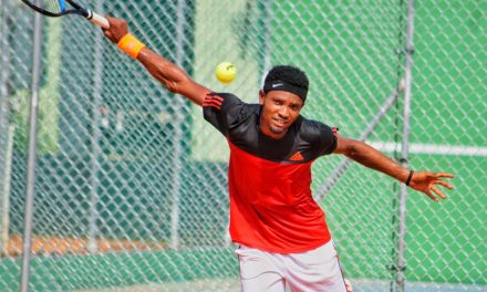Rainoil Open: Defending champion, Imeh off to flying start in Lagos