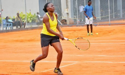 Rainoil Open: Blessing Samuel begins title-defense campaign on fine note