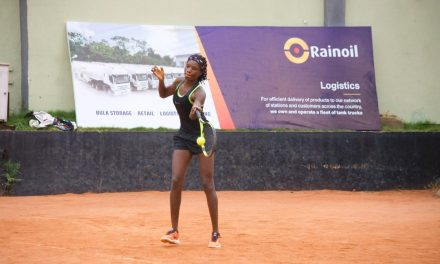 Youngster Aderemi moves into Rainoil Open second round