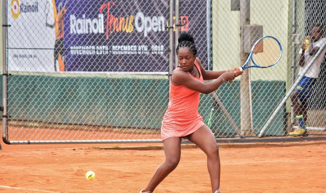 Rainoil Open: Quadre produces flawless display to reach semis; Samuel, Aiyegbusi ease through