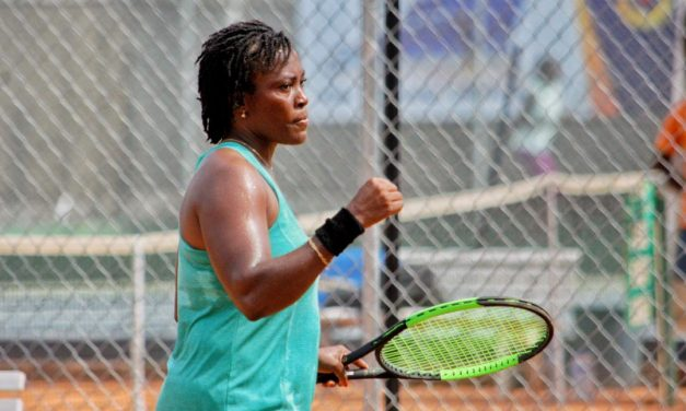 Rainoil Open: Agugbom beats Aiyegbusi to book final date with Quadre