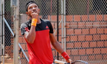 Defending champion, Imeh powers into 3rd straight Rainoil Open final; to play Sylvester Emmanuel