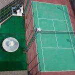 barcelona hote tennis court