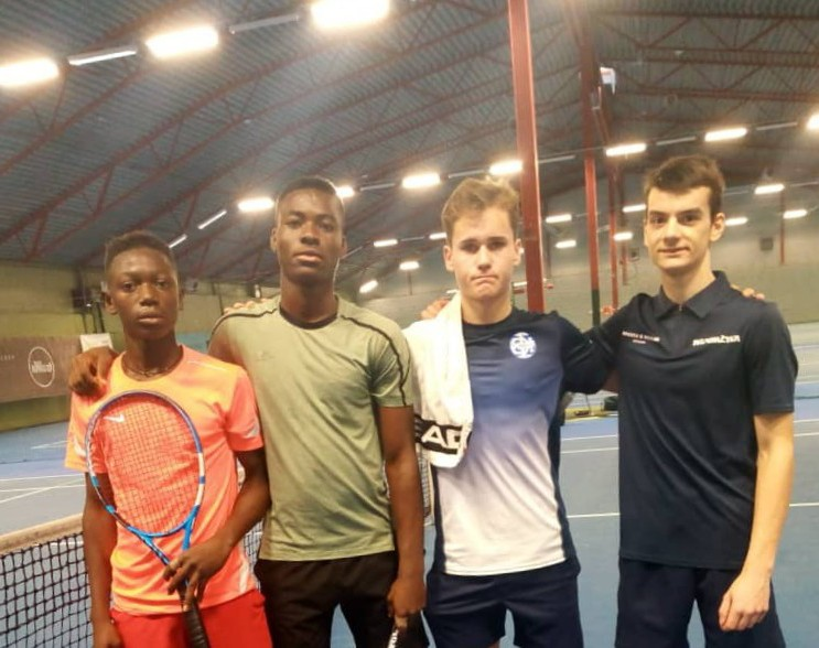 J5 Stavanger: Philips, Jebutu advance to doubles quarter-finals in Norway