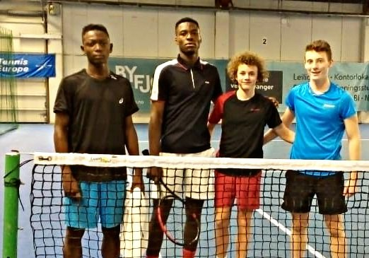 J5 Stavanger: Philips, Jebutu continue fine doubles partnership in Norway