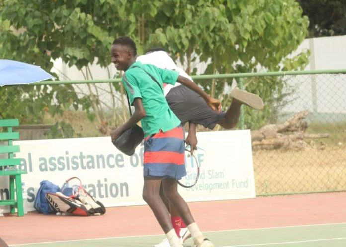 AJC Qualifiers: Under-16 boys outclass Togo to claim Gold in team event