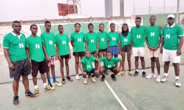 AJC Qualifiers: Nigeria to face Togo, Benin, Sierra Leone as team event begins in Lome