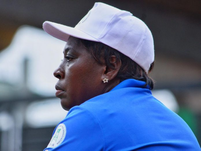 """""""It is a privilege,"""" Nigerian umpire Aisha Hirse says ahead of her international officiating duties"""