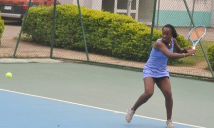 AJC U-18: Quadre moves into doubles semi-finals