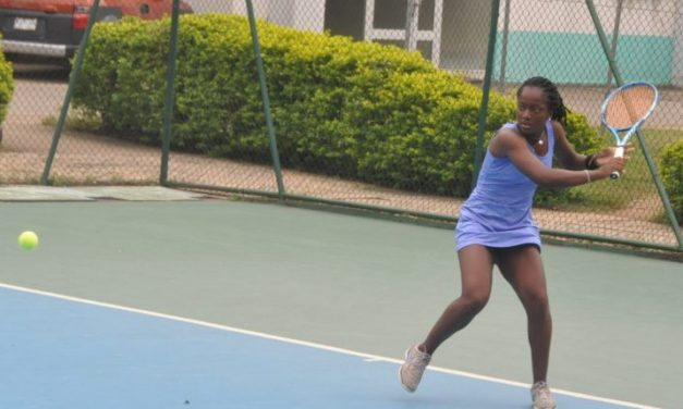 AJC U-18: Quadre moves into doubles semi-finals