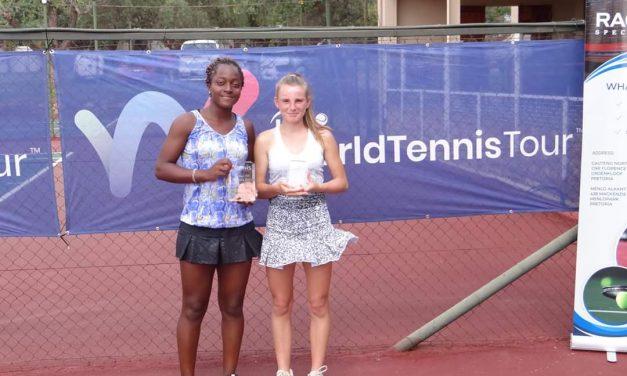 Sensational Quadre claims J3 Pretoria singles title