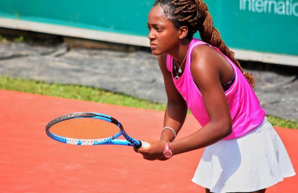 Oyinlomo Quadre to compete at ITF/CAT African Closed Junior Under-18 Championship in South Africa