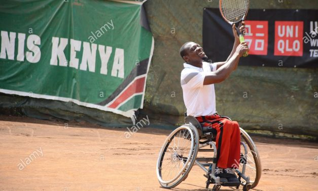 Team Nigeria continue to impress at Wheelchair World Team Cup qualifiers in Nairobi