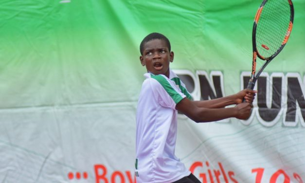 CBN Junior Championship: Top seeds off to flying start in Lagos.