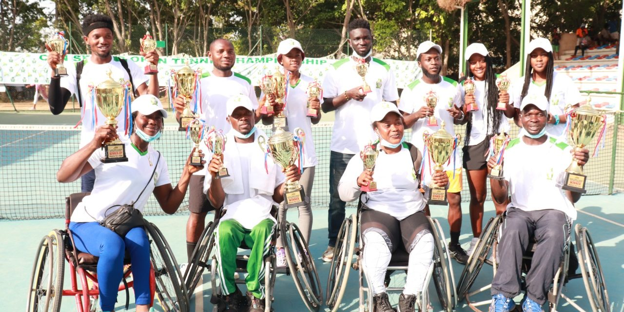 2020 CBN Senior Open winners in pictures