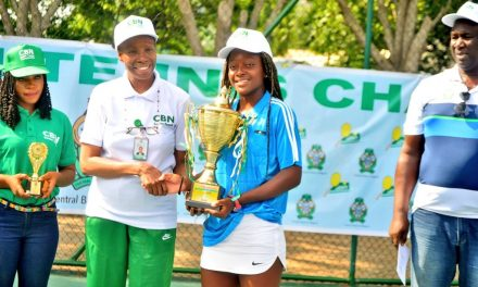 CBN Senior Open: Past champions