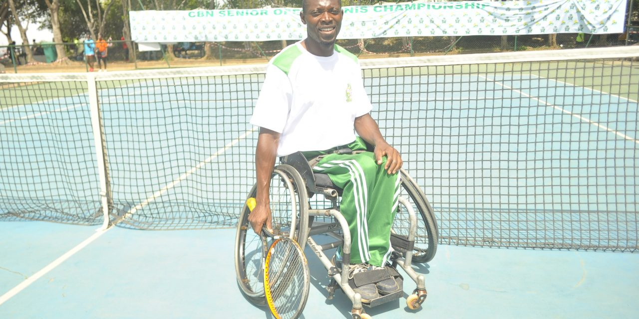 Alex Adewale, Chituru Nwaozuzu Emerge CBN Open Wheelchair Champions