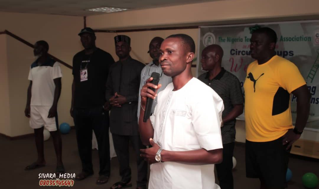 CBN Senior Open: Umpires chief, Ijaola speaks on health guidelines and deadline for players' registration