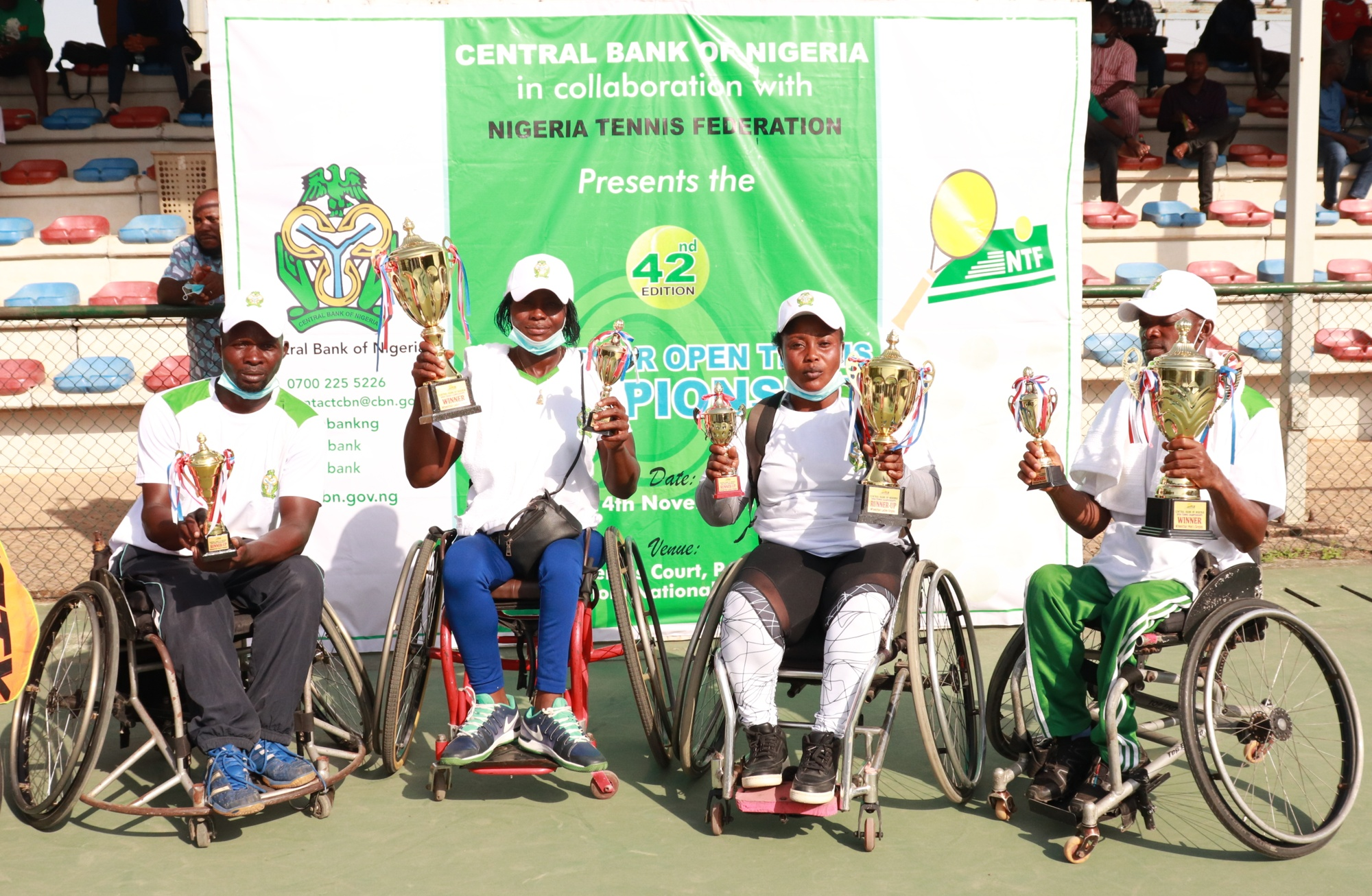 CBN 2020 Wheelchair Winners and Finalists
