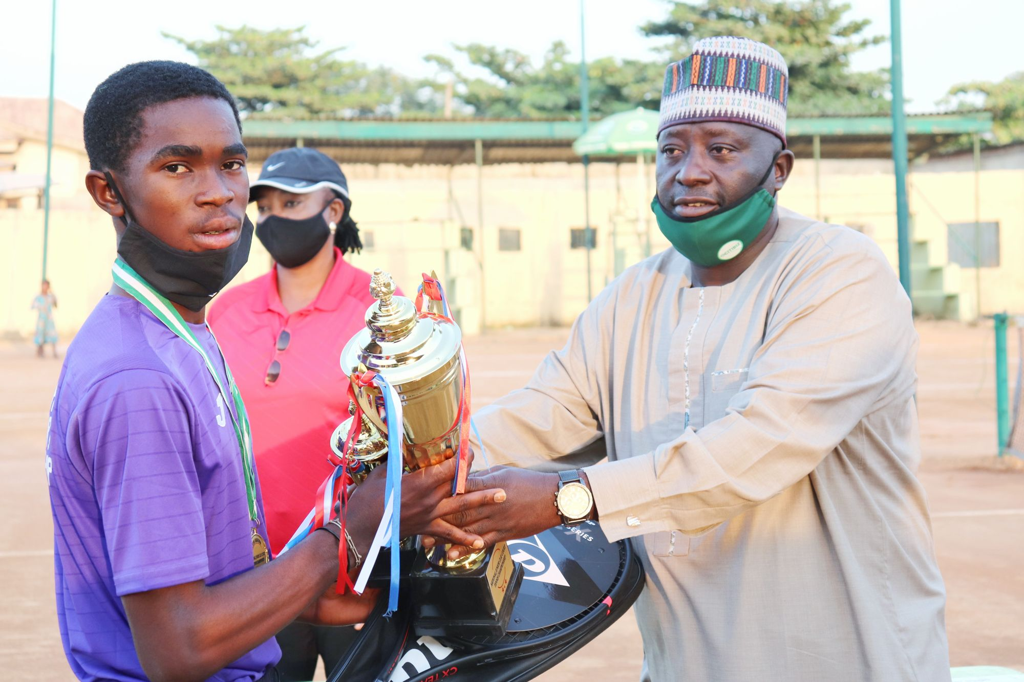 Canice AbuaMr Joel Adi