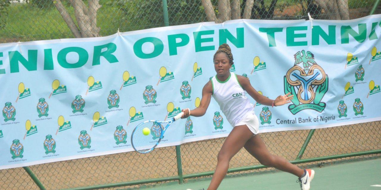 CBN Senior Open: Oyinlomo Quadre Defeats Sarah Adegoke, Set to Clash with Marylove Edwards